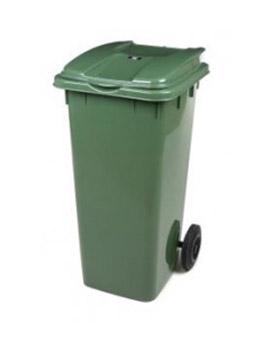 Endüstriyel Çöp Kovası 120 lt.